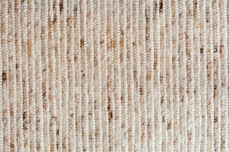 Wool carpet texture. As background royalty free stock photography