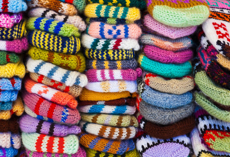 Wool clothing background stock photography