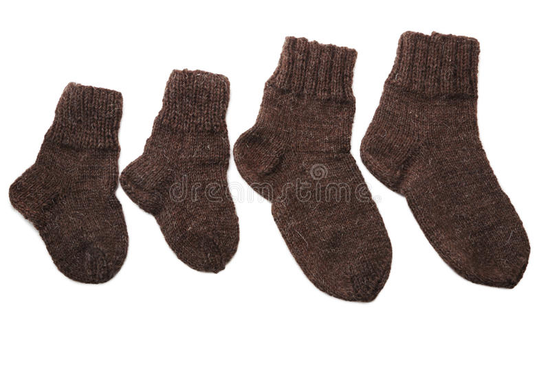 Download Wool socks stock image. Image of object, craft, children - 23126619