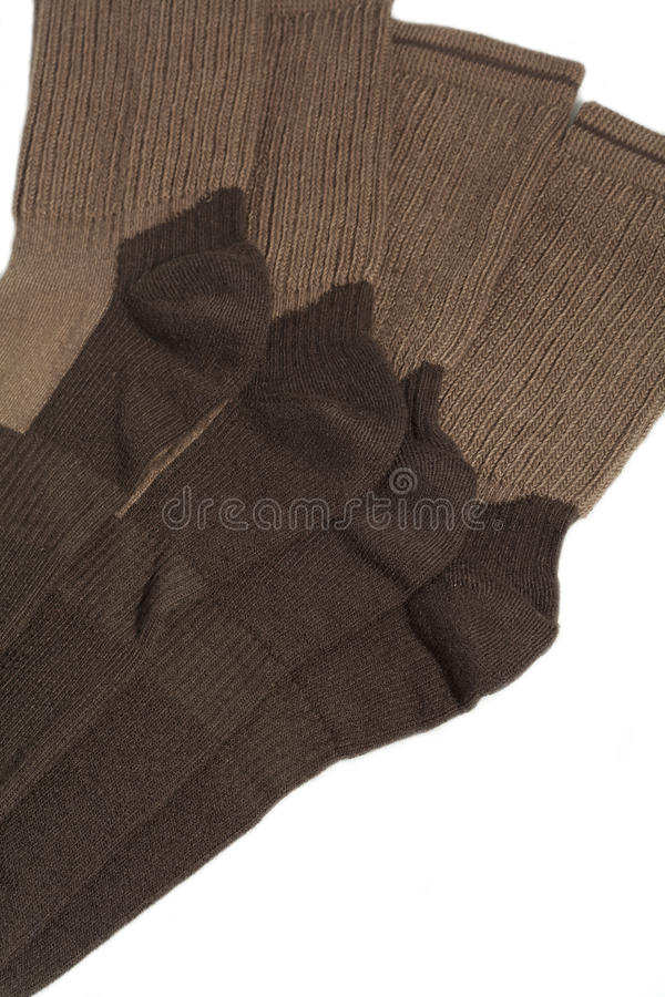 Download Wool Socks stock image. Image of clothing, brown, linen - 27982109