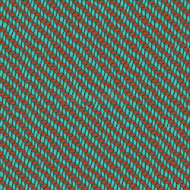 Wool tweed fabric abstract texture. Seamless pattern vector illustration