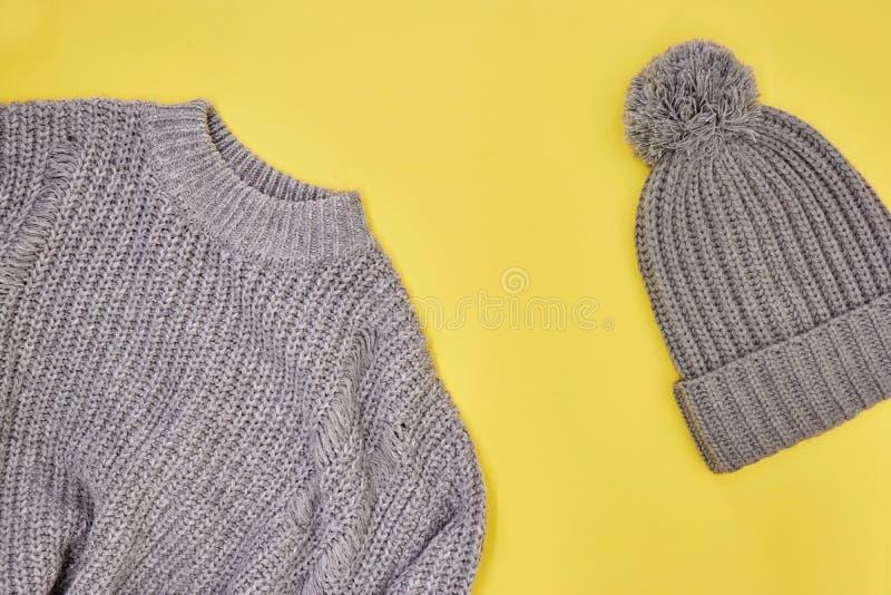 Woolen Beanie stockfotos