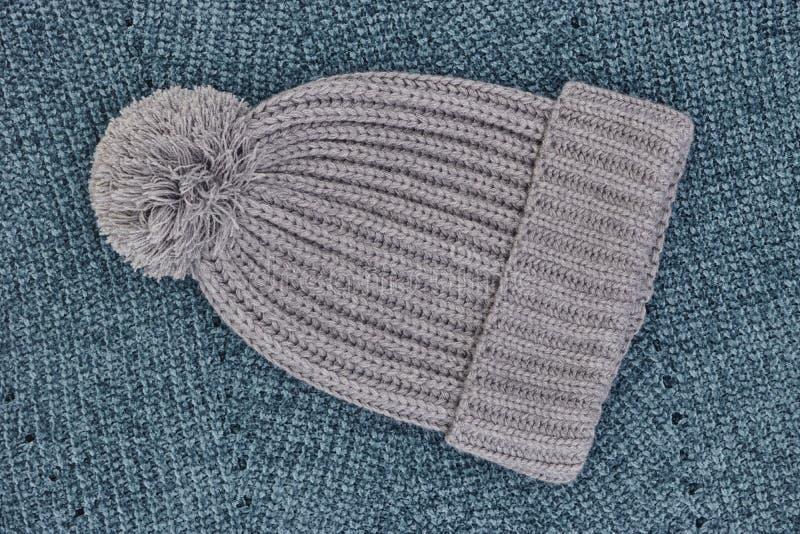 Woolen Beanie stockbild