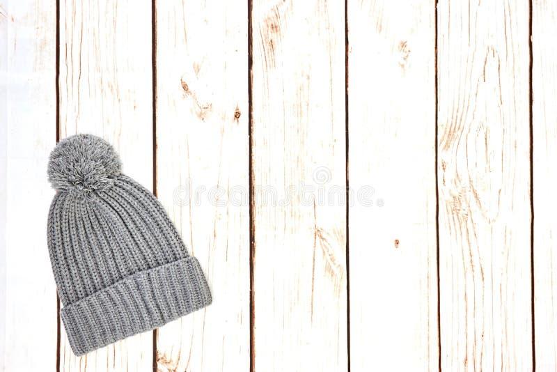 Woolen Beanie lizenzfreies stockfoto