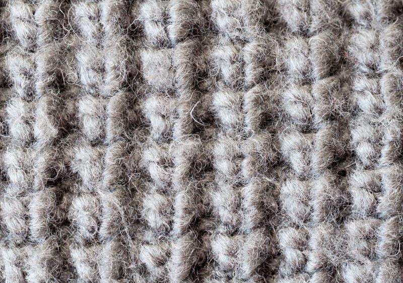 Woolen Beschaffenheit lizenzfreie stockfotos
