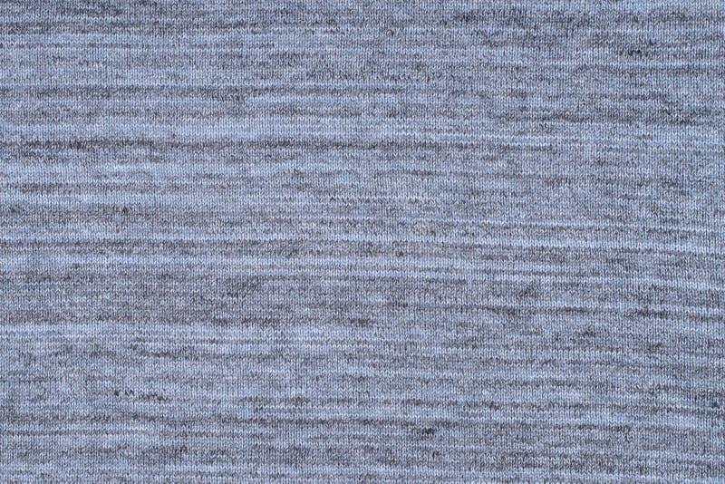 Woolen Beschaffenheit des Knit lizenzfreie stockfotografie