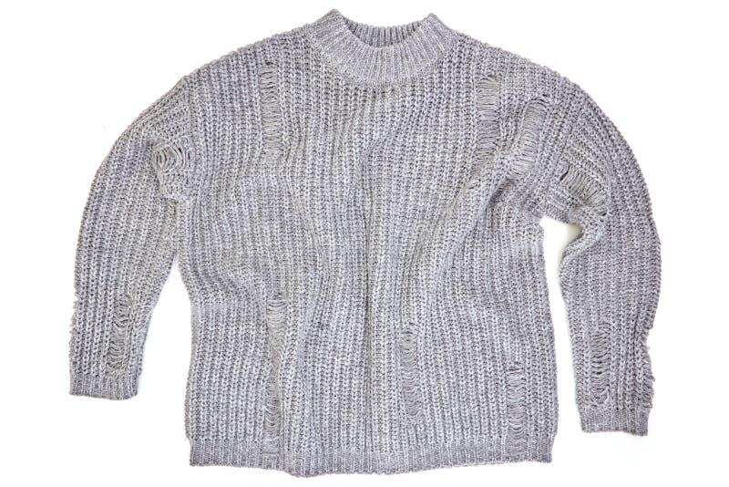Woolen förkläde arkivbild