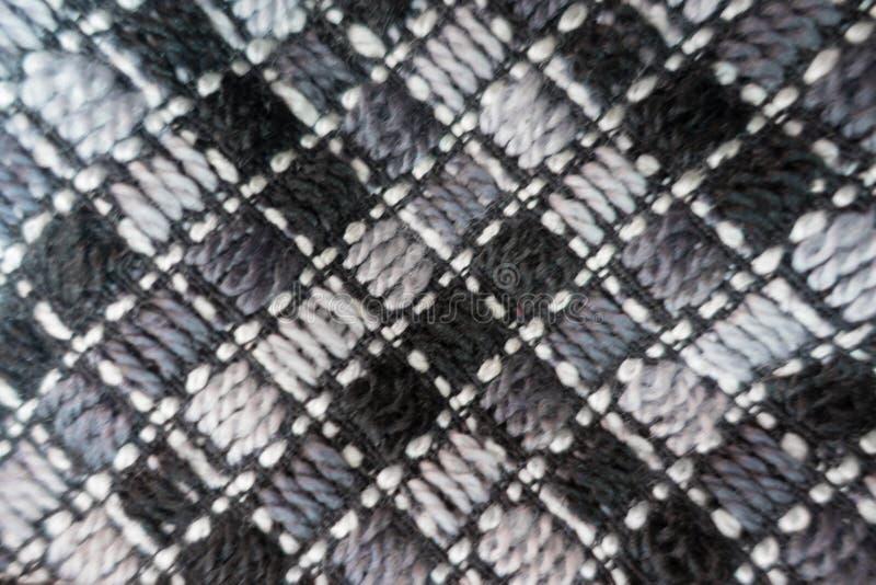 Woolen Gewebe mit diagonalen Stichen lizenzfreie stockfotografie