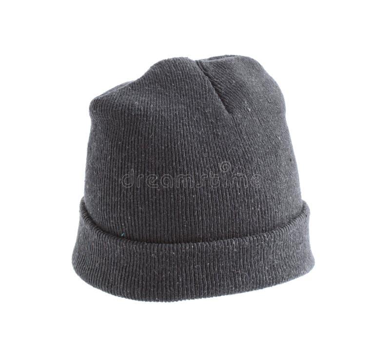 Woolen hatt arkivbild