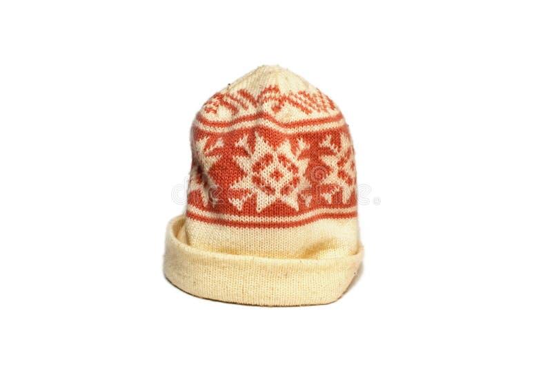 woolen lock royaltyfri fotografi