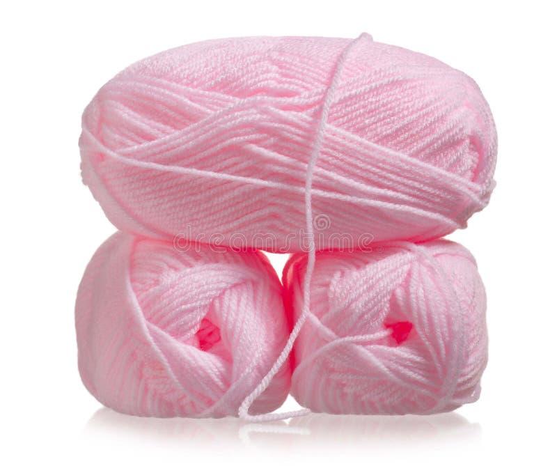 Download Woolen thread stock photo. Image of skein, closeup, background - 43388434