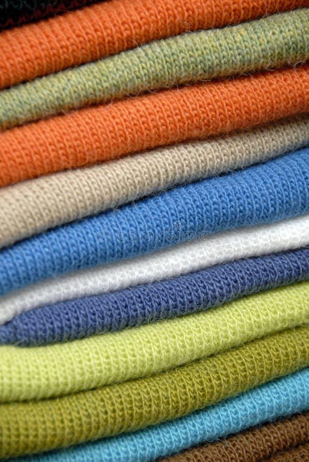 Woollens abstrait photographie stock libre de droits