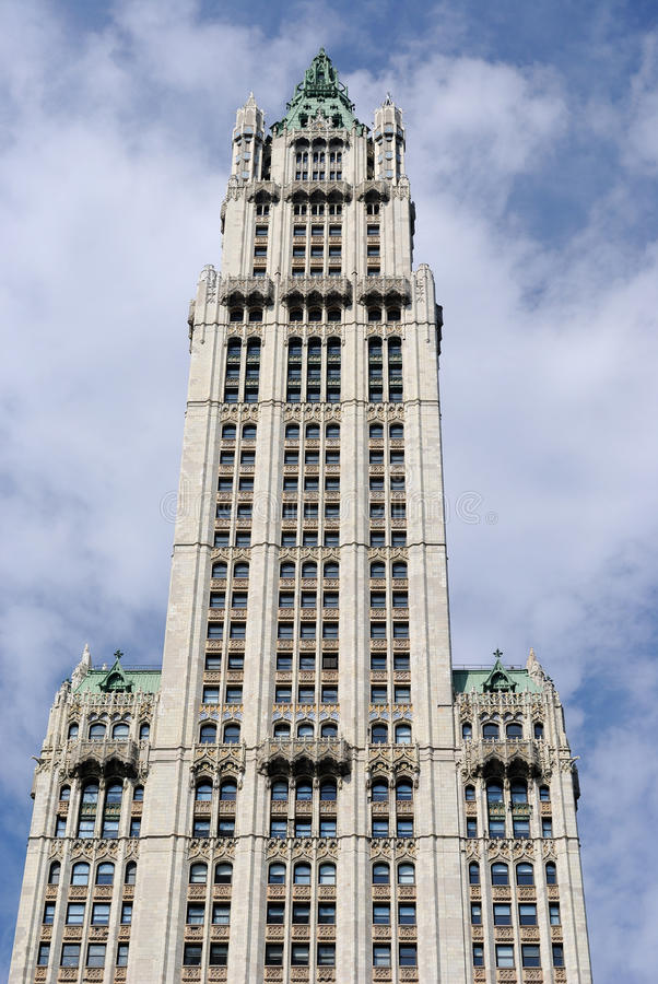 Download Woolworth Building Editorial Photo - Image: 16208641