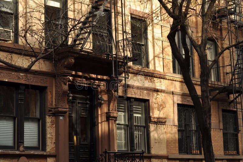 Woon het westendorp New York stock foto