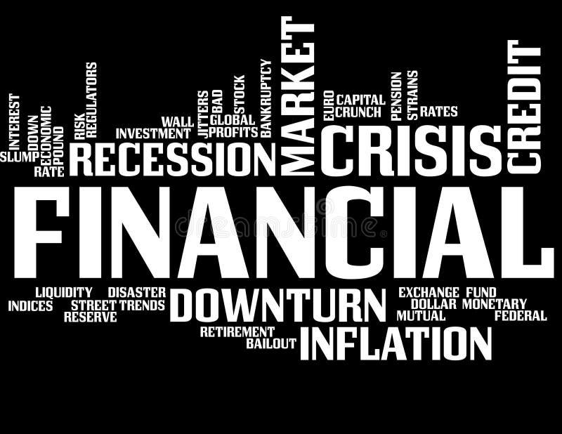 Stock market headlines vector illustration