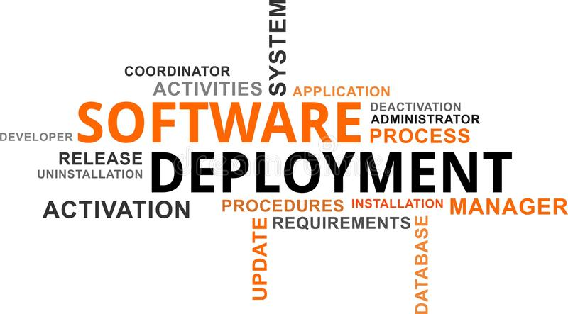 Deployment Software Stock Illustrations – 599 Deployment