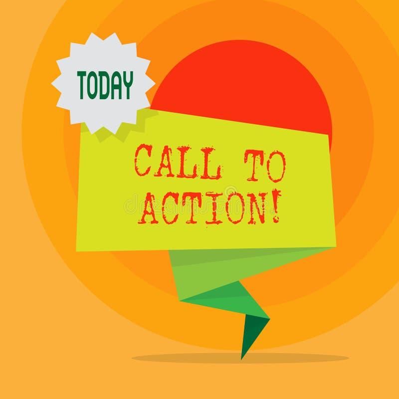 Word het schrijven tekstvraag aan Actie Zaken het concept voor aanmaning doet iets in orde bereikt doel met probleemspatie vector illustratie
