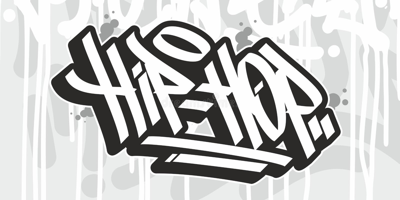 Hip Hop Graffiti Font Stock Illustrations – 801 Hip Hop Graffiti Font Stock Illustrations, Vectors & Clipart - Dreamstime