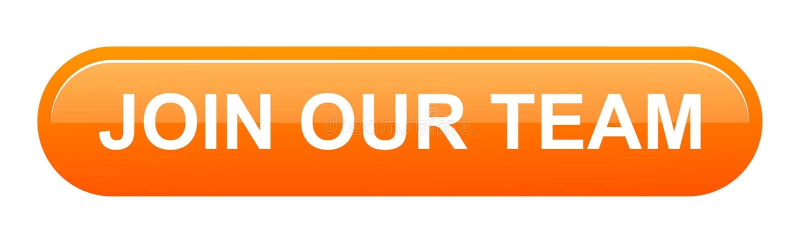 Word lid van Ons Team stock illustratie