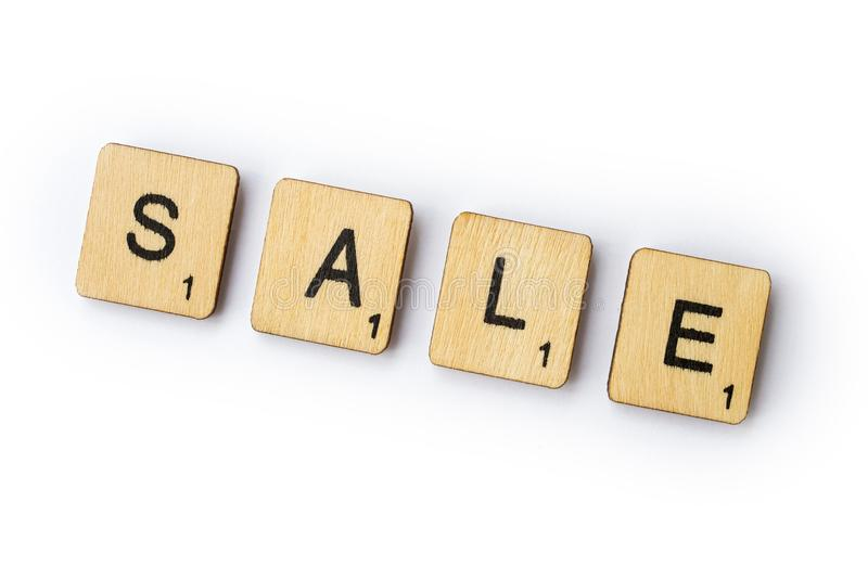 the word sale stock photo image of background header 120346940