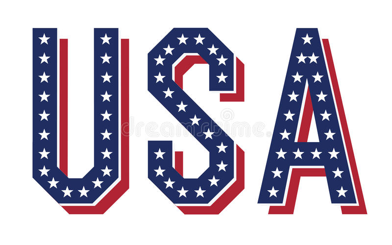 Download Word Of USA Stock Images - Image: 25386104