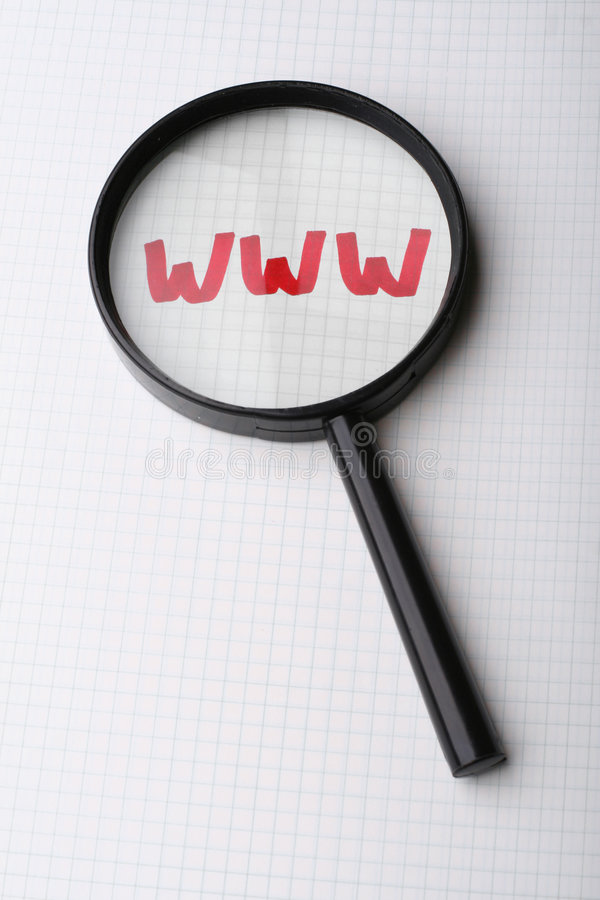 Download Word WWW - Searching Internet Concept Stock Image - Image: 4457439