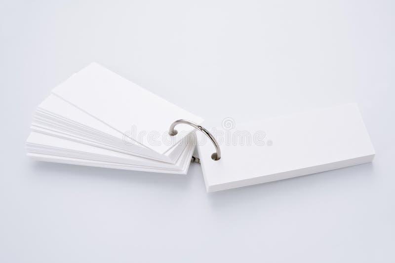 Wordbook. On white background stock image