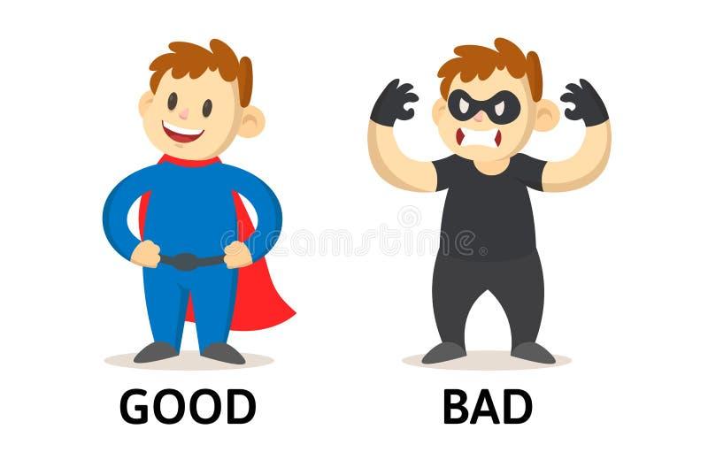 Bad Good Boy Cartoon Stock Illustrations – 333 Bad Good Boy Cartoon Stock  Illustrations, Vectors & Clipart - Dreamstime