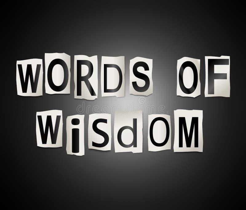 Words Wisdom Stock Illustrations 4 436 Words Wisdom Stock Illustrations Vectors Clipart Dreamstime