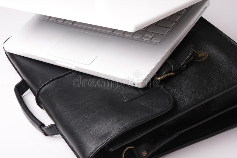 Download After work. stock photo. Image of brown, concept, computer - 10819918