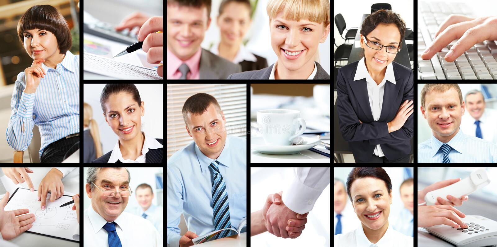 Download At work stock image. Image of business, handshake, office - 18592047
