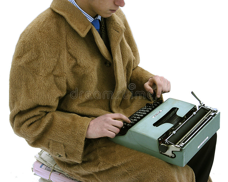 Download Work Alone stock image. Image of picture, computer, technology - 226247