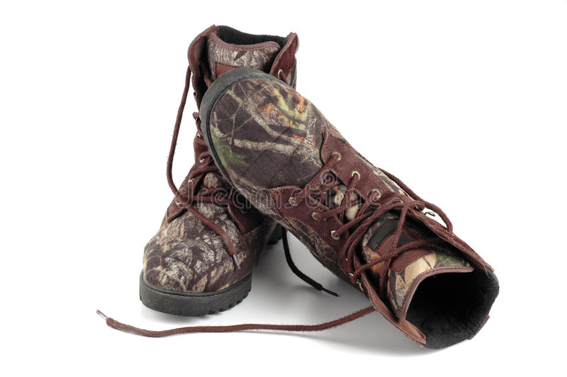 Download Work Boots Royalty Free Stock Photos - Image: 1339588