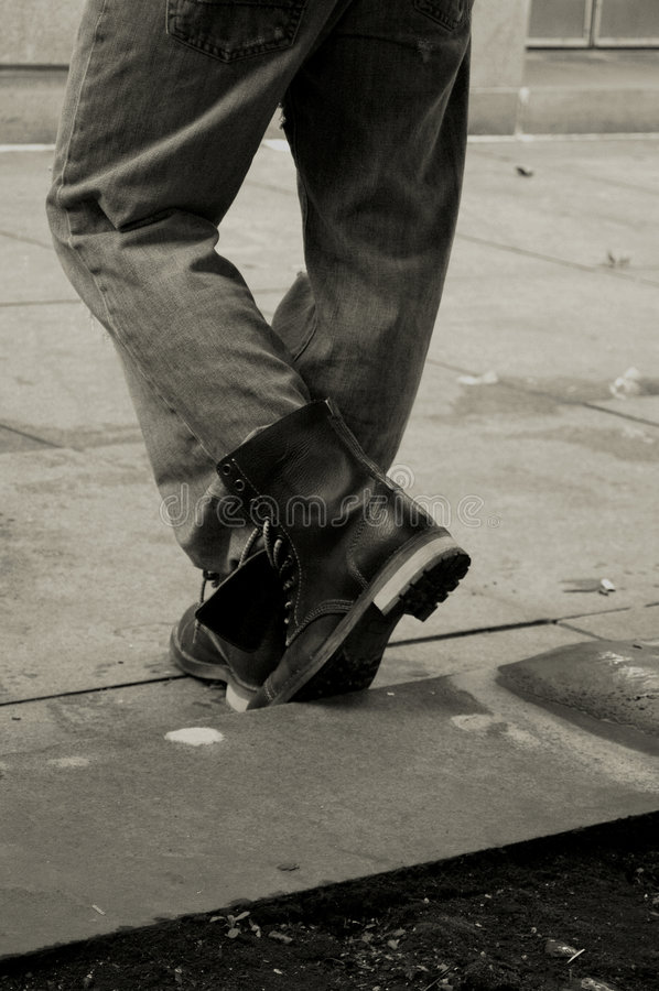 Free Work Boots Stock Photography - 1748242