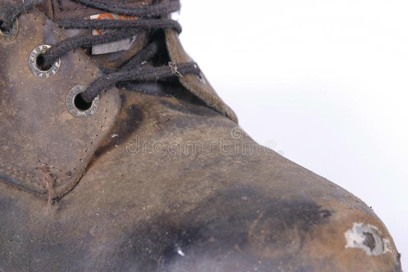 Work Boots 3 stock photos