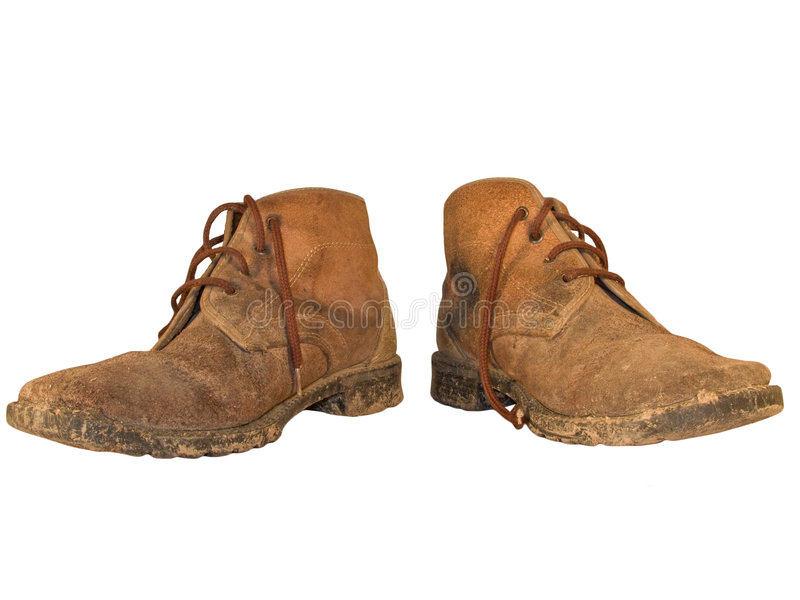 Download Work boots stock photo. Image of rough, agriculture, background - 4028524