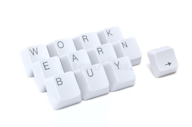 Download Work, Earn, Buy Stock Photos - Image: 6162113