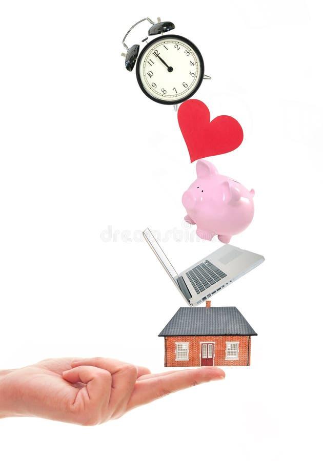 Free Work Life Balance Stock Photography - 34650212