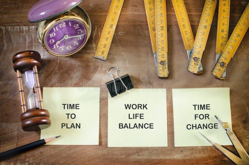 Work Life Balance royalty free stock photography
