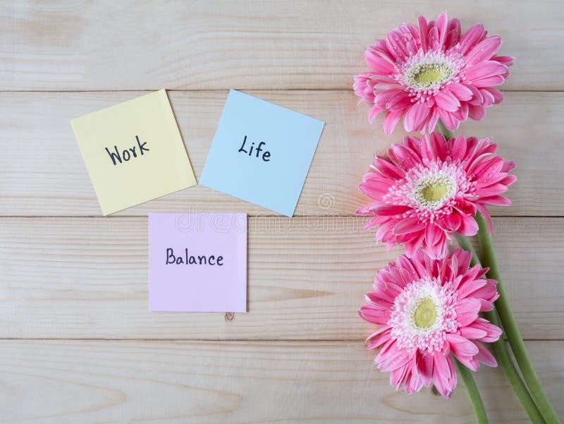 Work life 5 stock image