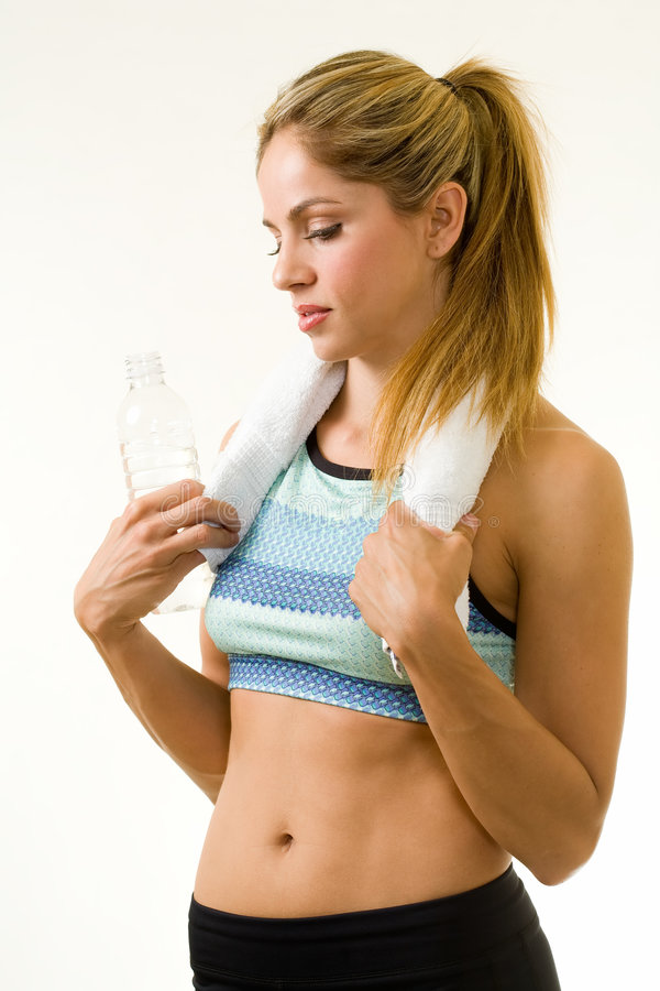 Work Out Attire Stock Photography