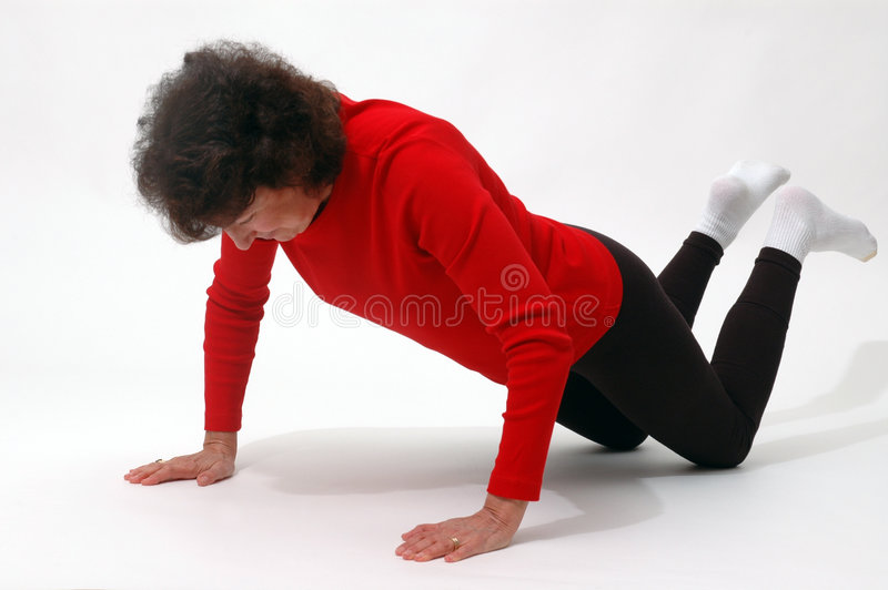 Work out time royalty free stock photo