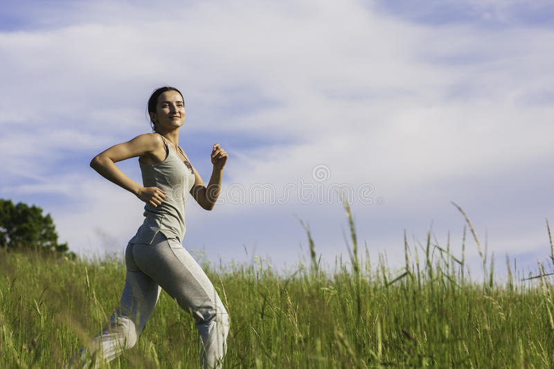 Work It Out royalty free stock photo