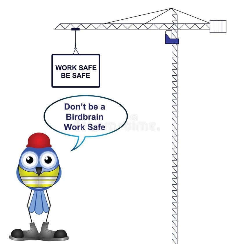 Download Work safe be safe stock vector. Illustration of safety - 23048971