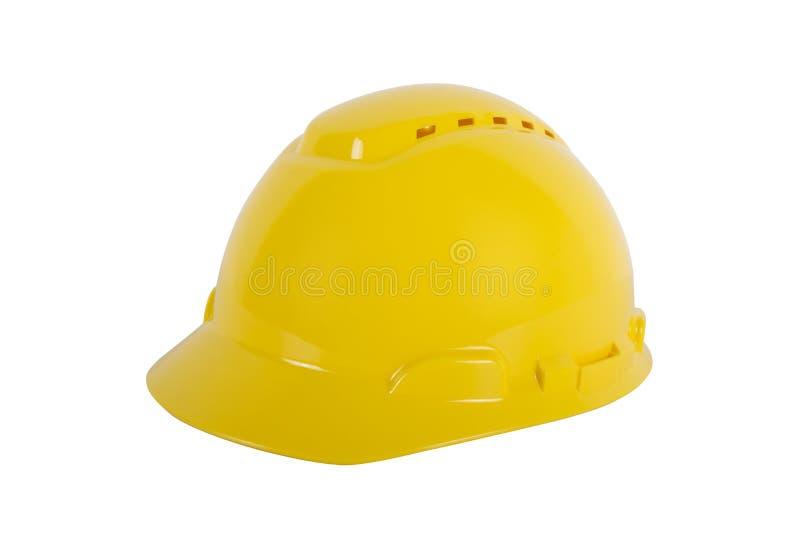 Work safety helmet stock photos