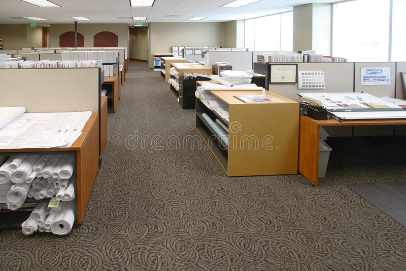 Work Space royalty free stock photos