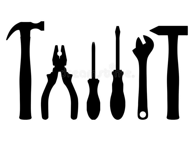 Download Work Tools Royalty Free Stock Photos - Image: 12617448