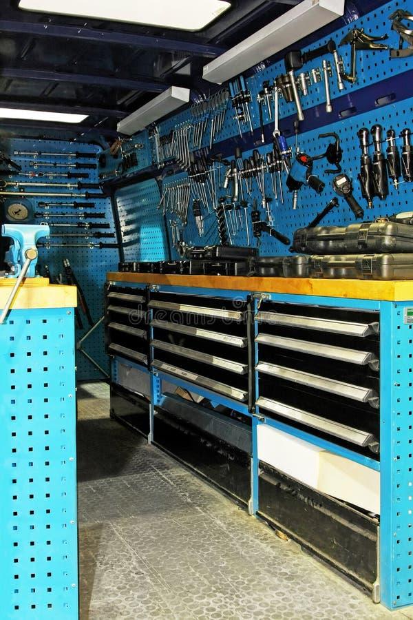 workbench стоковая фотография rf