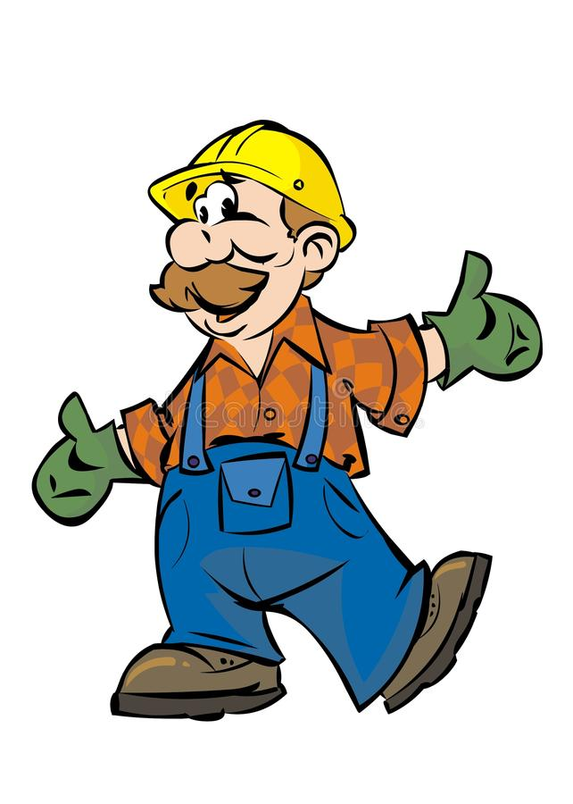 Download Worker Stock Image - Image: 13448701