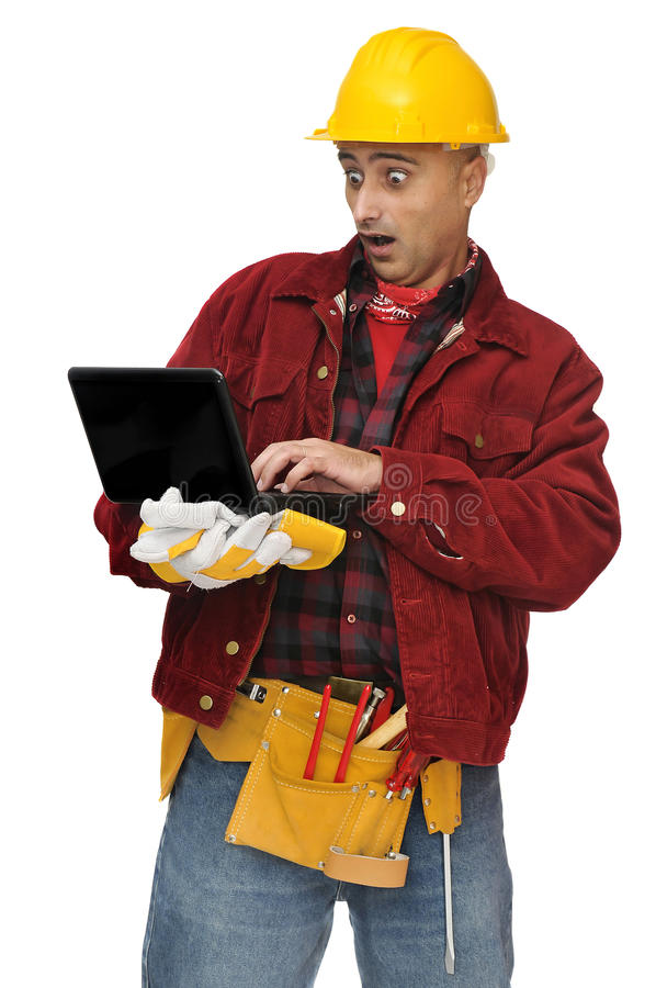 Download Worker Stock Image - Image: 13464441